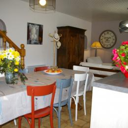Cuisine aménagée - Location de vacances - Ploumilliau