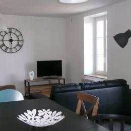 Le coin salon - Location de vacances - Penvénan