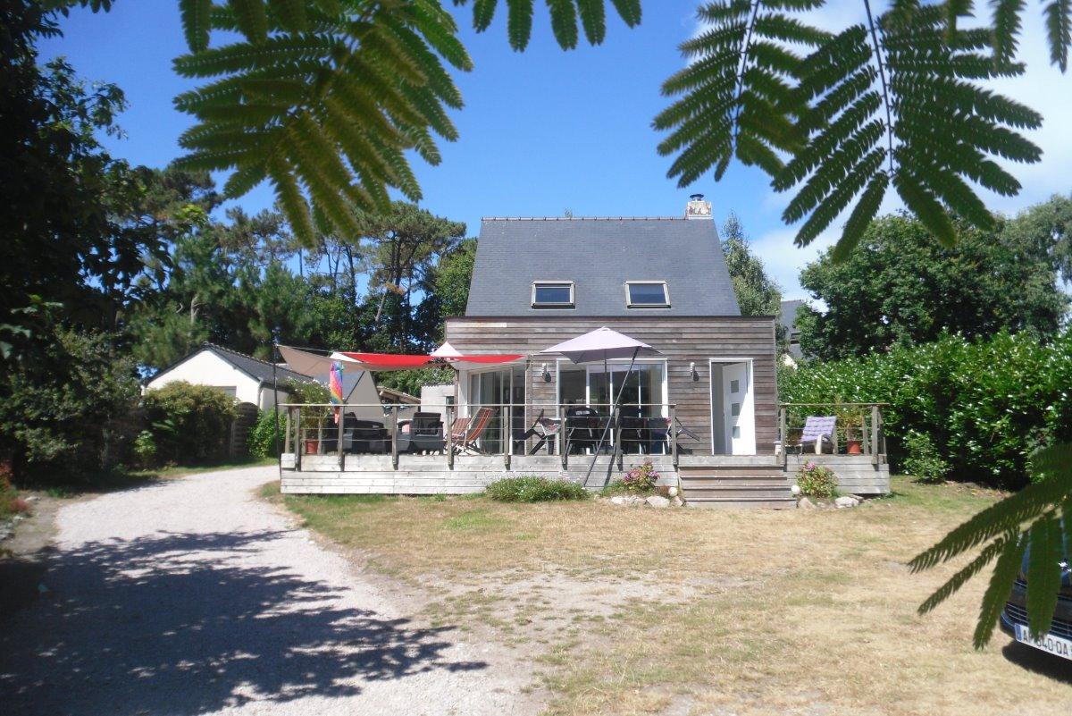 La maison sous le soleil - Location de vacances - Erquy