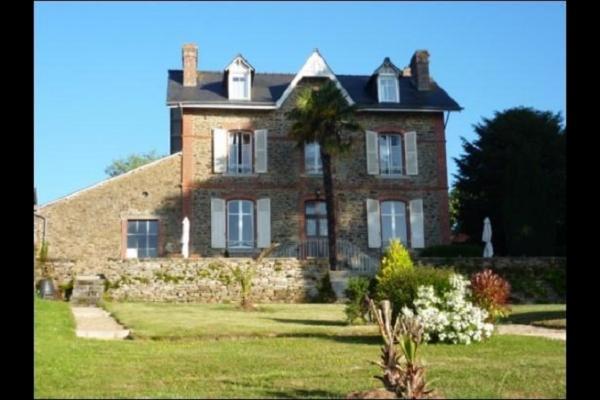 Vue la Rance - Chambre d'hôtes - Armen - Chambre d'hôtes - Saint-Samson-sur-Rance