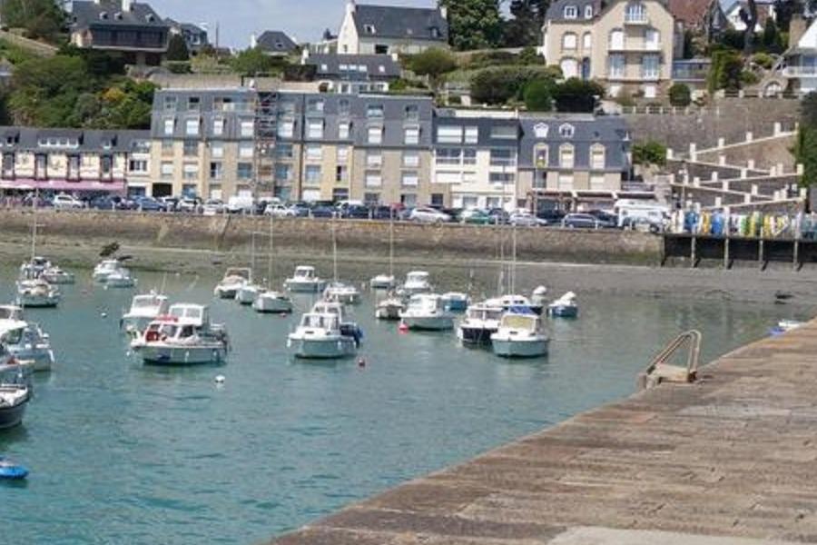 Location binic vue mer et port c tes d 39 armor bretagne location vacances binic cl vacances - Port de peche cote d armor ...