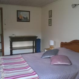 Chambre rez de chaussée - Location de vacances - Paimpol