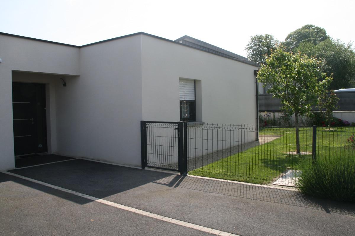 Terrasse double orientation sud/ouest - Location de vacances - Ploubalay