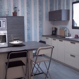 séjour/salon de plus de 40 m2 - Location de vacances - Ploubalay