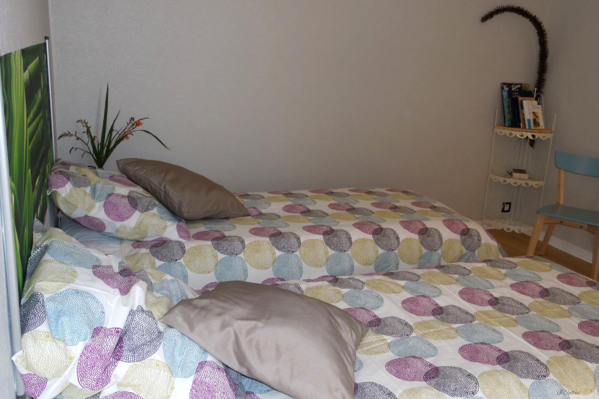 la chambre... version lits séparés - Location de vacances - Paimpol