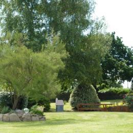 Location Penvenan vue extérieure, avec piscine - Location de vacances - Penvénan