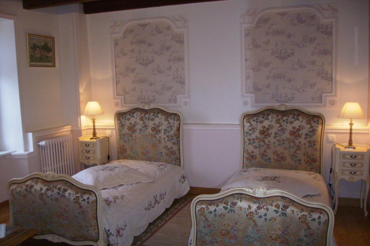Chambre Louis XV - Chambre d'hôte - Plourivo