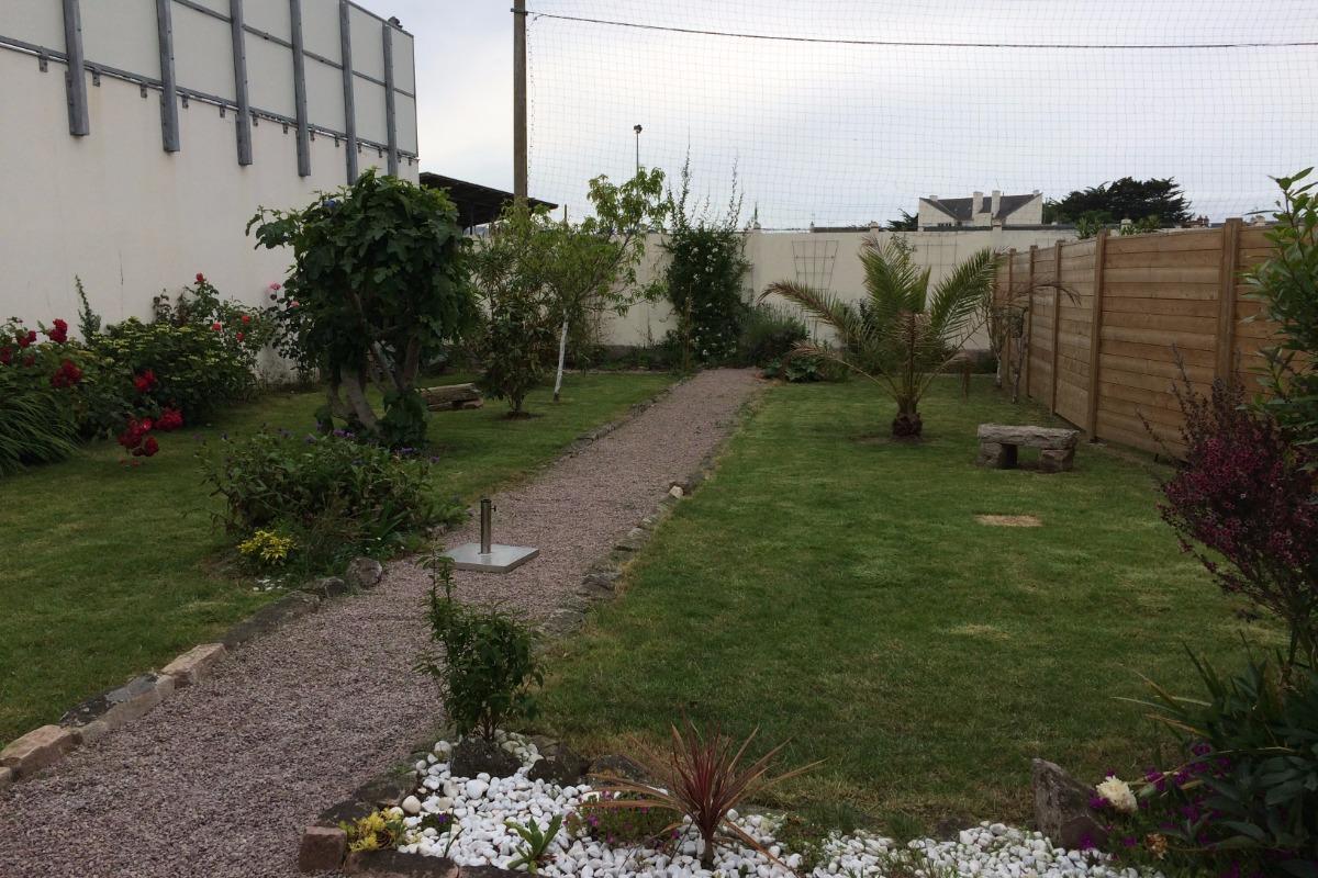 Côté jardin - Location de vacances - Erquy