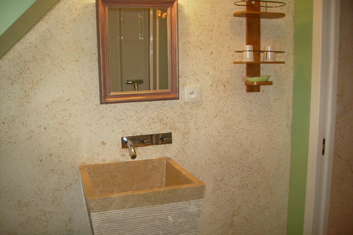 Chambre Bellevue Salle d'eau - Chambre d'hôte - Plourivo