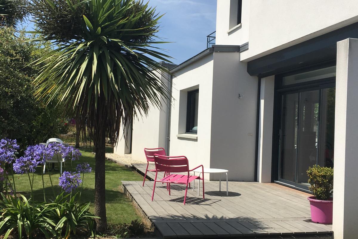 Location vacances bord de mer, 4 clefs, Trébeurden, Côte de granit rose - Location de vacances - Trébeurden