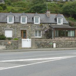 Appartement rénovée pour 3 personne à l'étage de cette maison de caractère - Location de vacances - Pléneuf-Val-André