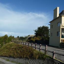 Appartement (véranda) et descente à la plage - Location de vacances - Saint-Jacut-de-la-Mer