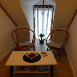 petit coin détente .... - Chambre d'hôtes - Saint-Denoual