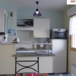 Appartement, Trébeurden, cuisine - Location de vacances - Trébeurden