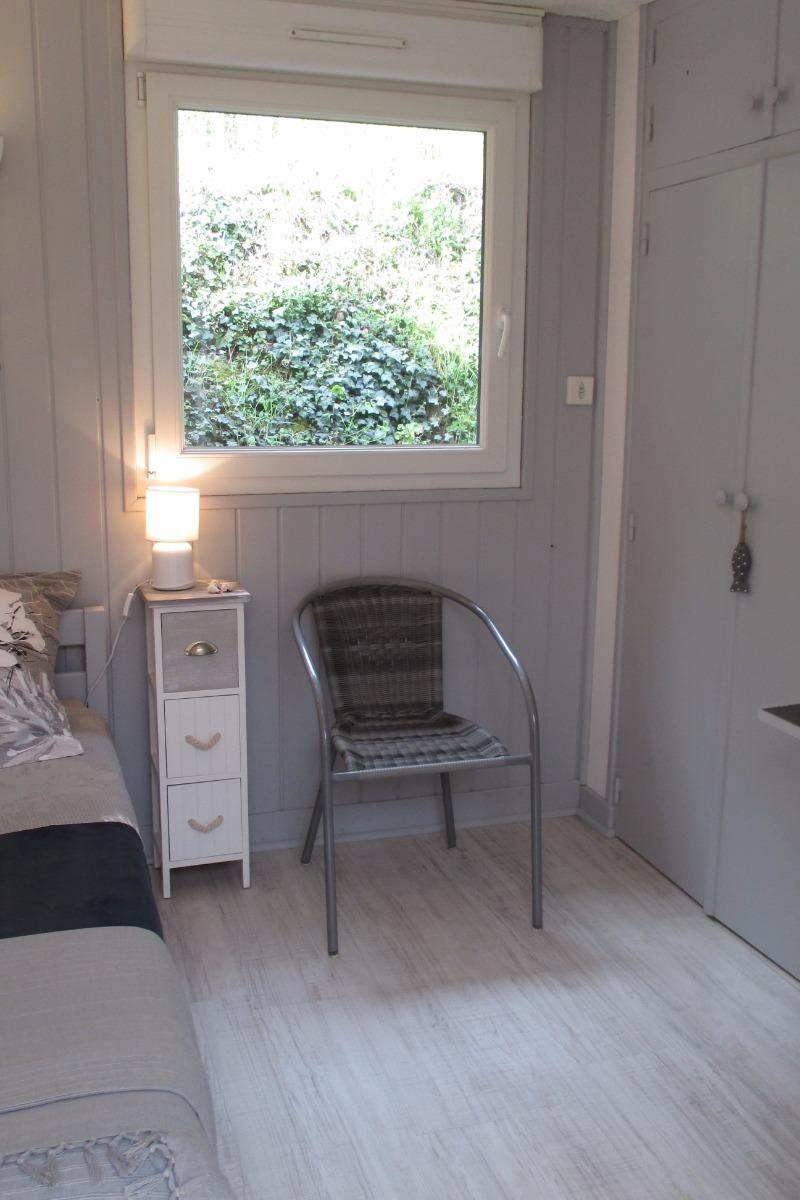 Chambre d'hôtes, Anse de Bréhec, la chambre Gris tourterelle - Chambre d'hôtes - Plouézec