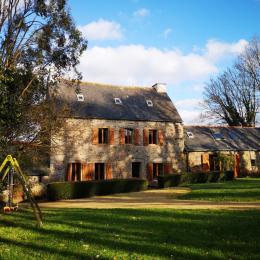 La Maison de Laure - Location de vacances - Pleudaniel