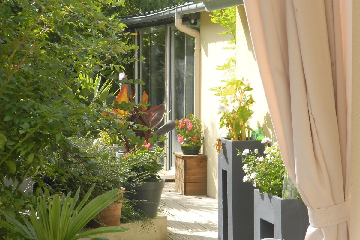 chambre baroque - Chambre d'hôtes - Broons