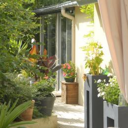 chambre baroque - Chambre d'hôte - Broons