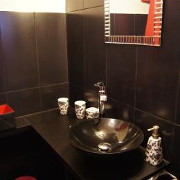 maison vue de l'extérieur côté rue - Chambre d'hôtes - Broons