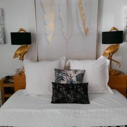 La chambre - Chambre d'hôtes - Guingamp