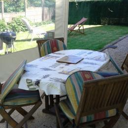 chambre 1 - Location de vacances - Plourivo