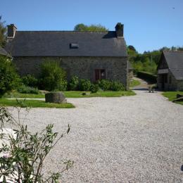 Extérieur - Location de vacances - Saint-Martin-des-Prés