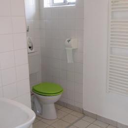 Location Paimpol, Ménard, grande salle d'eau avec douche, Wc et dressing - Location de vacances - Paimpol