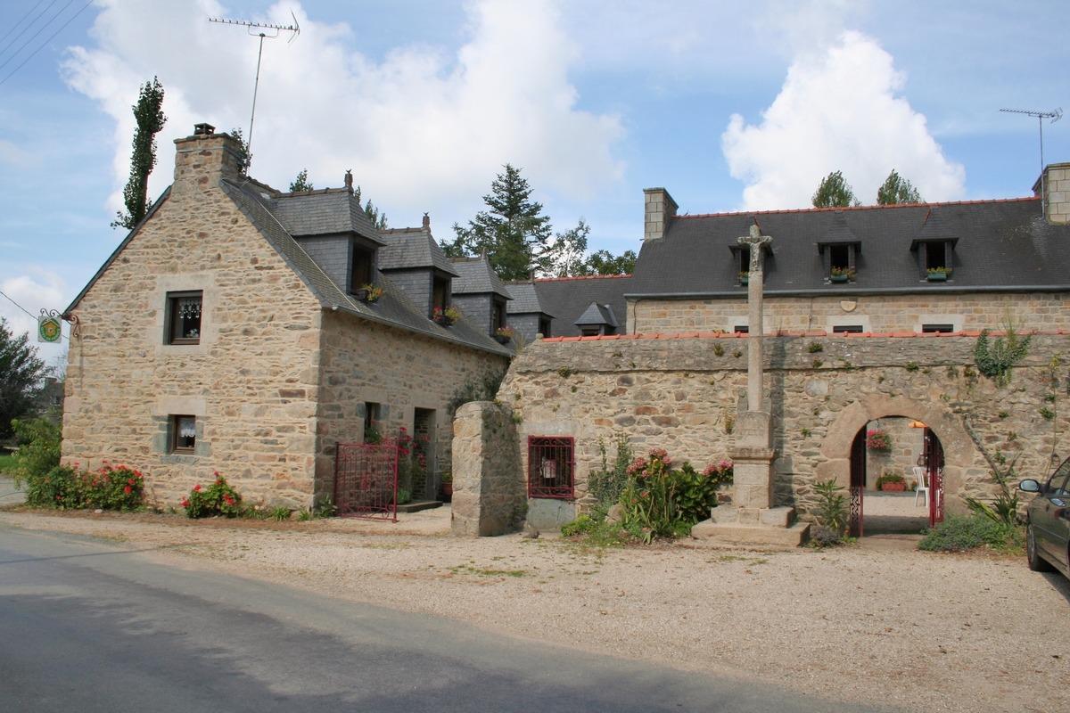 Gîte Agapanthe - Vue générale - Ferme de Kerloury - Location de vacances - Paimpol