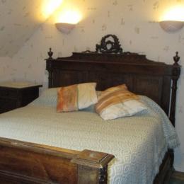 Ferme de Kerloury, Agapanthe, chambre 1 - Location de vacances - Paimpol