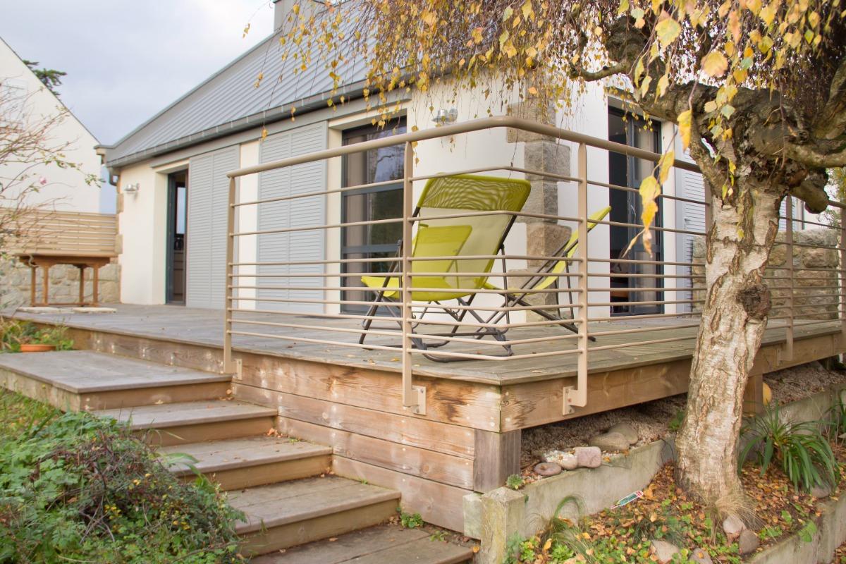 Maison totalement rénovée - Location de vacances - Lancieux