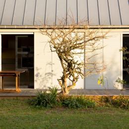 Terrasse ensoleillée - Location de vacances - Lancieux
