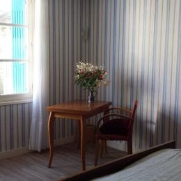 Chambre rez de chaussée - Location de vacances - Trégastel