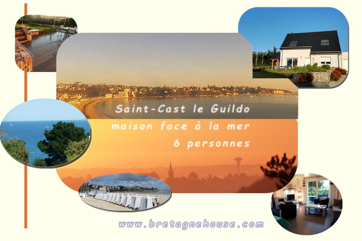 Environnement Eulaube à Saint-Cast - Location de vacances - Saint-Cast-le-Guildo