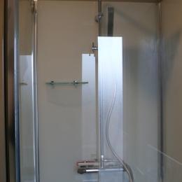 Salle d'eau - Location de vacances - Erquy