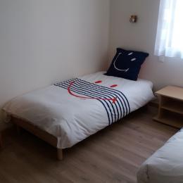 chambre 1 - Location de vacances - Pleumeur-Bodou