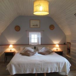 chambre - Location de vacances - Louannec