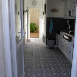 Salon séjour - Location de vacances - Trégastel