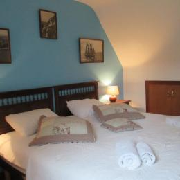 Chambre 1 - Location de vacances - Louannec