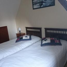 Chambre 2 - Location de vacances - Louannec