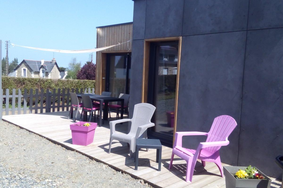 Salon Séjour - Location de vacances - Trévou-Tréguignec
