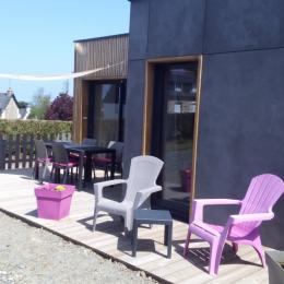 Salon - Location de vacances - Trévou-Tréguignec
