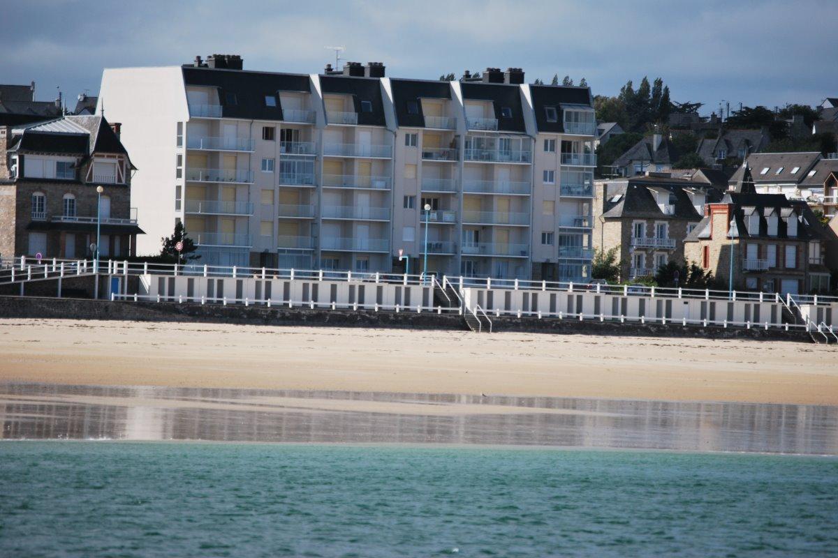 Résidence du Casino, face à la grande plage - Location de vacances - Saint-Cast-le-Guildo