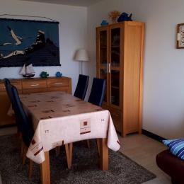 salle à manger  - Location de vacances - Saint-Cast-le-Guildo