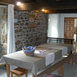 Le séjour  - Location de vacances - Pleumeur-Bodou