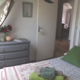 La petite chambre l'Alcôve - Location de vacances - Mégrit