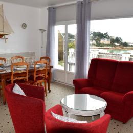 Vue d'une chambre - Location de vacances - Perros-Guirec