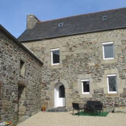 Location Mercier, Ploulec'h, la maison vue extérieure - Location de vacances - Ploulec'h