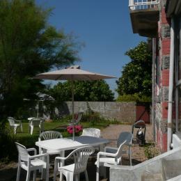 jardin - Location de vacances - Paimpol
