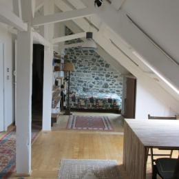 Grand studio mansardé, lumineux - Location de vacances - Pléneuf-Val-André