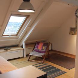La salle de bains/WC - Location de vacances - Pléneuf-Val-André